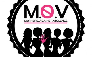 Mothers. Against. Violence [Logo]